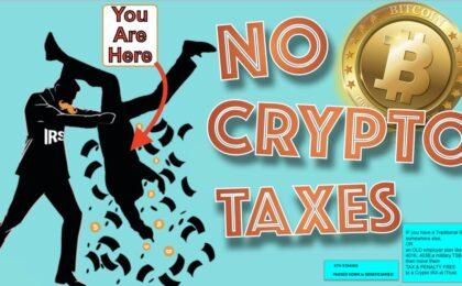 image itrust crypto tax ira