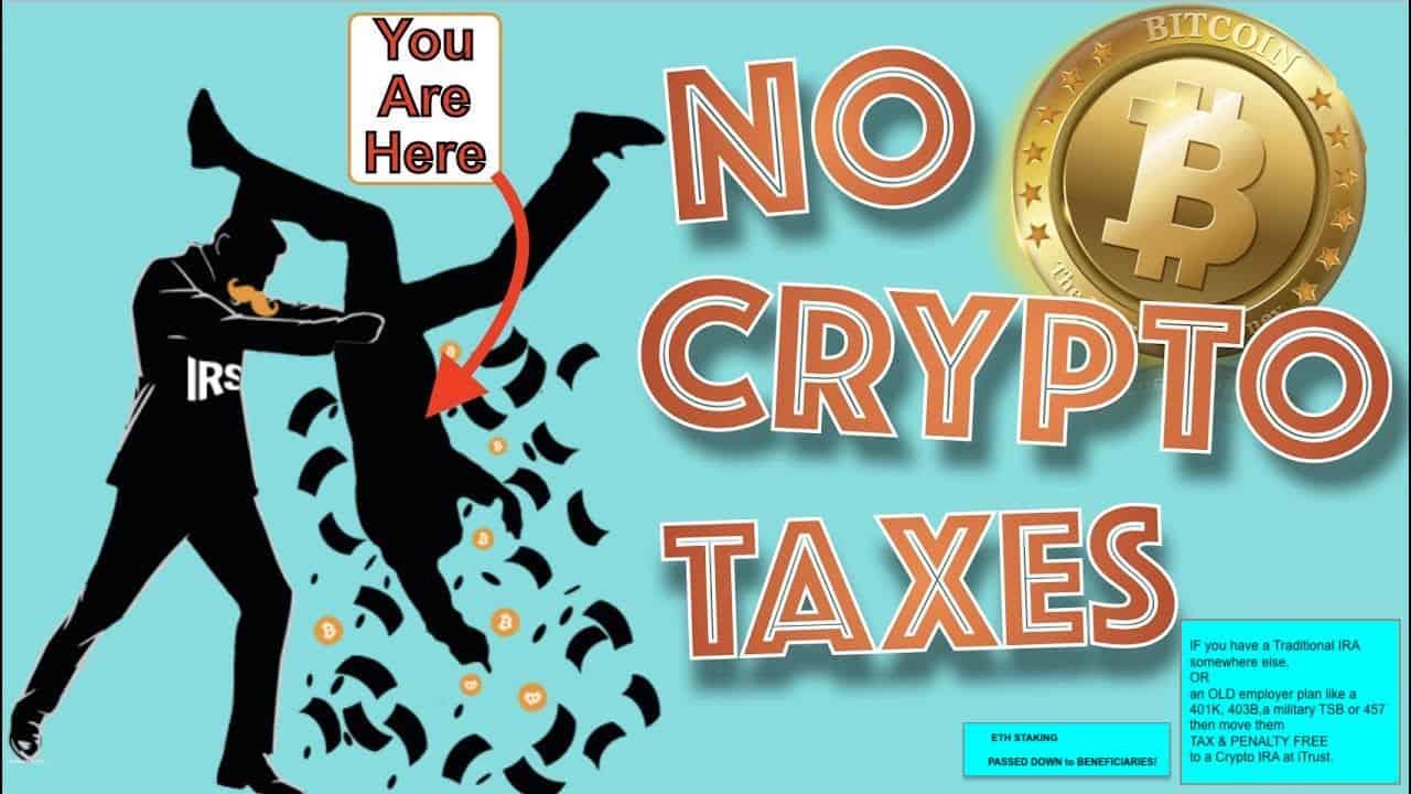 Legally Eliminating Crypto Capital Gains Taxes